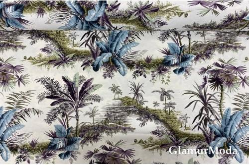 Дак (DUCK) серо-голубые джунгли, 180 см